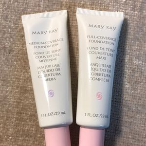 Mary Kay Beige 402 Medium Full Foundation Set